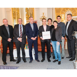 Das Buch-Team von VCM und Verlag SportImPuls